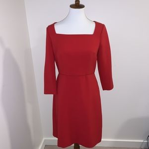 Ann Taylor Casual Fitted Dress